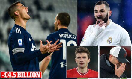 Si Covid po falimenton futbollin: 5 miliardë euro humbje në ligat e mëdha europiane