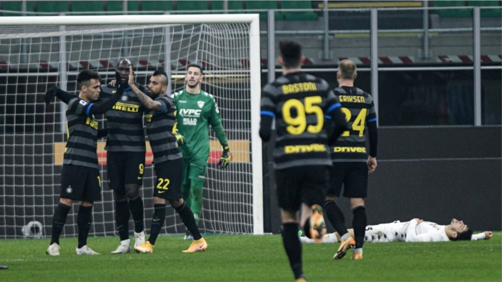 Inter, gjithçka e lehtë me Beneventon