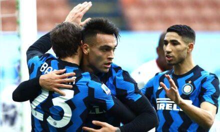 """Inter luan """"tenis"""" me Crotonen dhe merr përkohësisht kreun"""