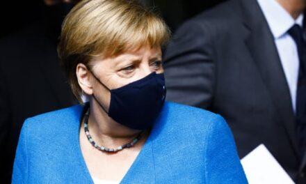"""""""Na presin 10 javë shumë të vështira"""", Merkel e shqetësuar për variantin e ri të virusit"""