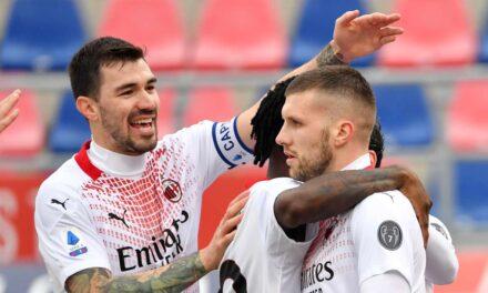 Milan mund Bolonjën dhe mban vendin e parë. Por me sa vështirësi…