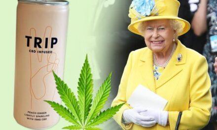 Mbretëresha Elizabetë ka aprovuar një pije kanabisi, dhe është një sukses