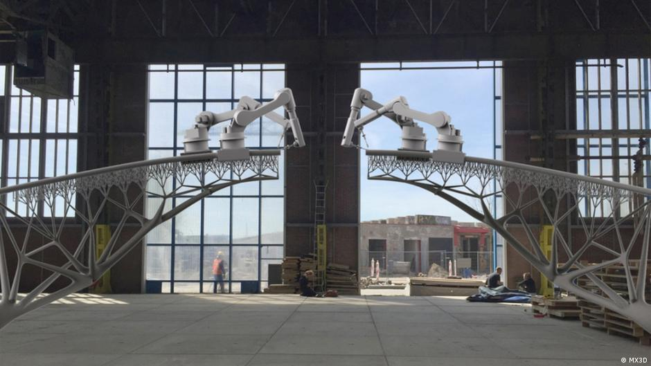 Robotët muratorë dhe printerat 3D do mundësojnë shtëpi me kosto të ulta