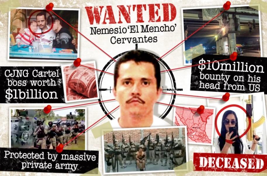 """""""Është më i frikshëm se El Chapo"""", legjenda e DEA-s: Bosi i kartelit mund të mos arrestohet kurrë"""