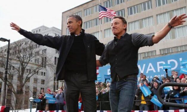 Obama tashmë edhe prezantues televiziv