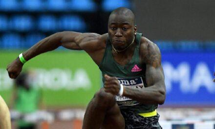 Rekord i ri botëror, atleti amerikan shkruan historinë
