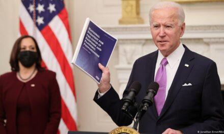 Joe Biden nuk lëviz asnjë gisht për Evropën