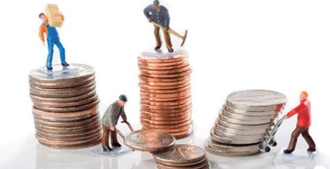 Pagat, Tirana më të lartat, Lezha më të ulëtat, në Elbasan meshkujt paguhen më pak se femrat