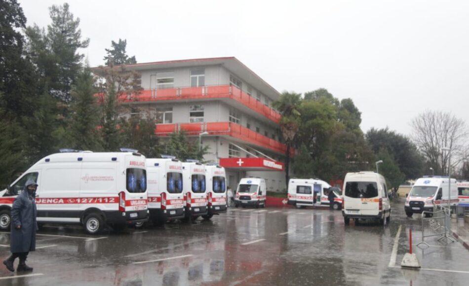 Pesë të vdekur dhe 234 raste të reja me COVID-19