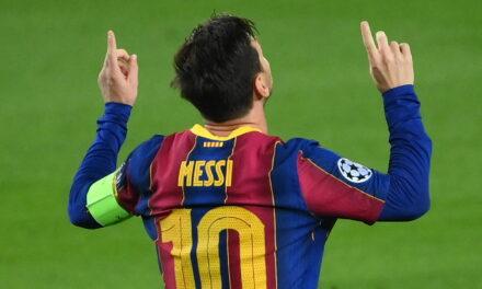 Shifrat: Messi më shumë i jep se i merr Barçës