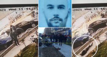 Momenti i vrasjes së djalit të ish-policit në Vlorë