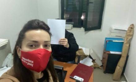 Kandidatja e LSI konfliktohet me një qyetar në Durrës