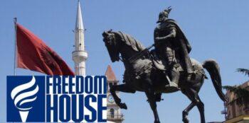 """Raporti i """"Freedom House"""" për lirinë në botë: Shqipëria pëson rënie me një pikë"""