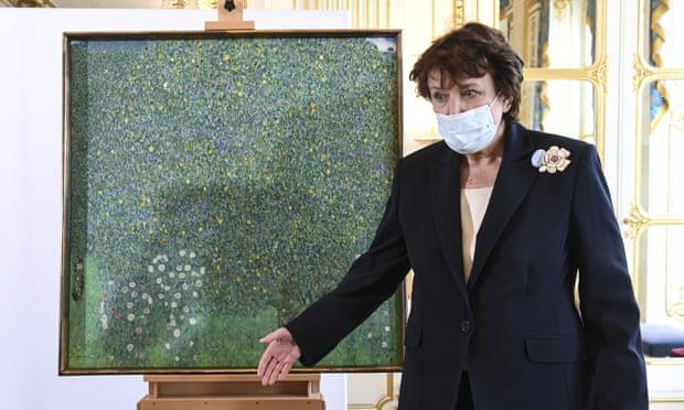 Franca u kthen trashëgimtarëve pikturën e Klimt, të shitur me detyrim gjatë nazizmit
