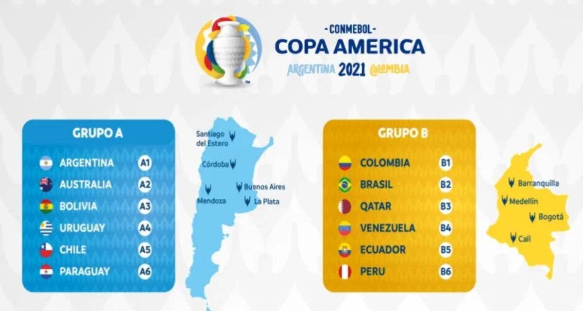 """Publikohet kalendari i Copa America 2021, """"e përuron"""" Argjentina e Messit"""