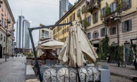 Bie numri i viktimave, por Italia përgatitet të mbyllet sërish