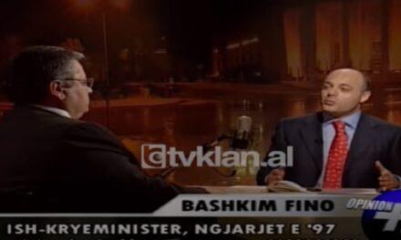 """""""Marsi, muaji i Bashkim Finos"""", rrëfimi i rrallë i ish-kryeministrit për Fevziun"""