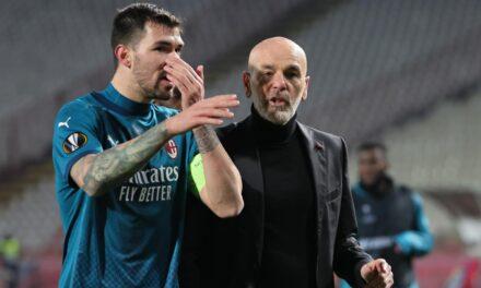Pioli: Nuk ka çështje Romagnoli te Milani. Ibra-Sanremo? Do të fle herët