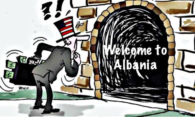 DASH fshikullon Shqipërinë: Ekonomia plot me para të pista