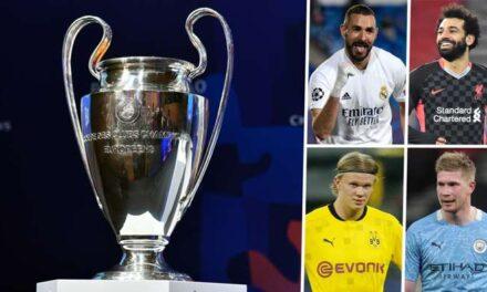 Champions, çfarë spektakli në çerekfinale: Bayern-Psg dhe Real-Liverpool