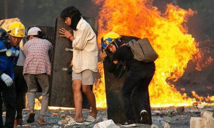 """SHBA: Ushtria e Mianmarit, """"mbretëri terrori"""""""