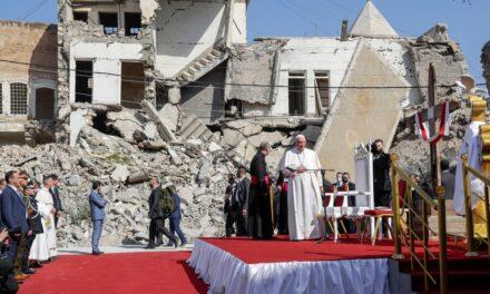 Papa Françesku preket nga vizita në Mosul: Çfarë mizorish në këtë djep civilizimi