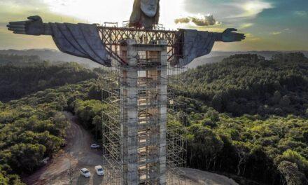 Po ndërtohet statuja e Krishtit më e lartë se ajo në Rio