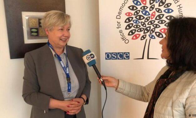 Drejtuesja e misionit të OSBE/ODIHR-it: Kemi pasur një shqetësim më të madh se shit-blerja e votës, qeveria vazhdoi biznesin në fushatë