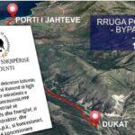 Pas 6 vitesh sorrollatje, rruga Orikum – Dukat mund të mbarojë në qershor