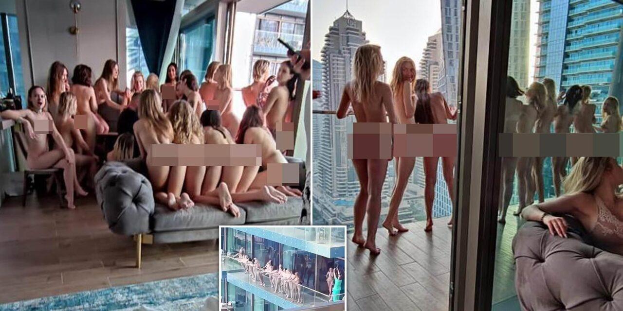 Bënë video nudo në Dubai, zbulohet cilat janë 40 modelet që u arrestuan