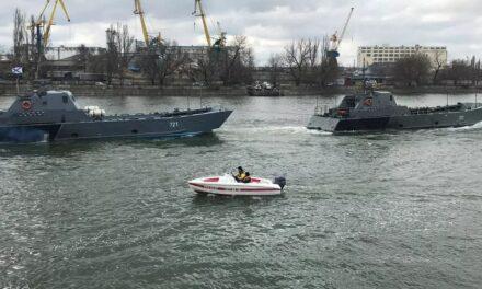 Moska synon mbylljen e Detit të Zi për anijet e huaja ushtarake