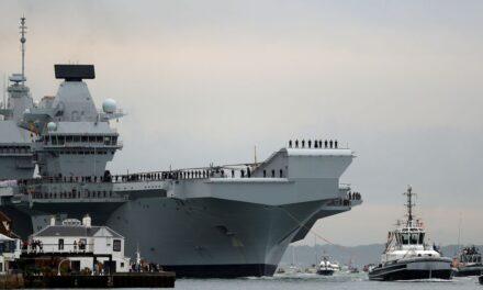 Britanikët sfidojnë rusët: Drejt Detit të Zi me anije luftarake në ndihmë të Ukrainës