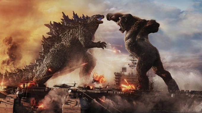 Godzilla Vs. Kong, një rekord në kohën e pandemisë