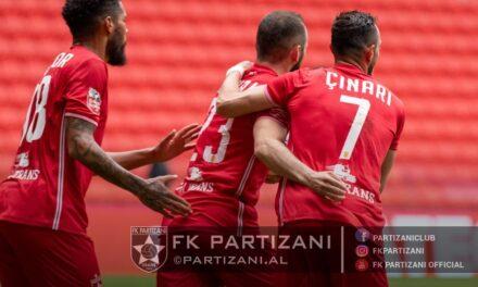 Partizani merr kreun e Superligës, Kukësi dhe Tirana ndahen me nga një pikë