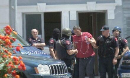 Ardjan Çapja njihet me masën e sigurisë në spital