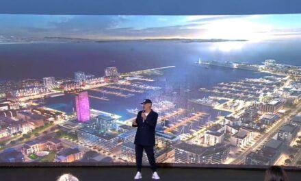 Prezantohet masterplani i Portit të Durrësit, Rama: Do të investohen dy miliardë euro