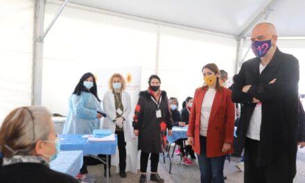 Vaksinimi, Manastirliu nga Vlora: Nga dita e hënë ulim fashën në +60 vjeç