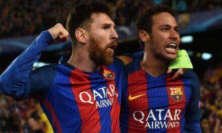 Messi kusht Laportës për rinovimin: Rikthe Neymarin