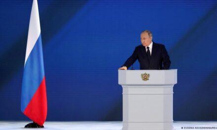 """Putin i tregon Perëndimit """"vijën e kuqe"""": Përgjigja do të jetë e shpejtë dhe e ashpër"""