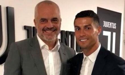 Rama zbulon bisedën me Carlo Ancelotti për Ronaldon