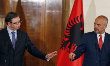Deklarata e Vuçiç kundër Bashës, Rama: Ishte kurth, në fakt mori hak ndaj meje për aeroportin e Kukësit