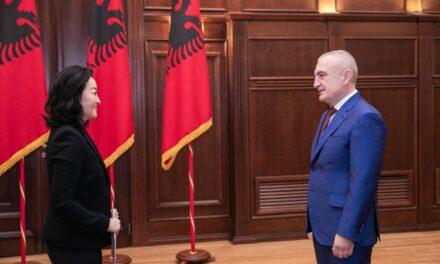Përplasje mes ambasadores Yuri Kim dhe Presidentit Meta