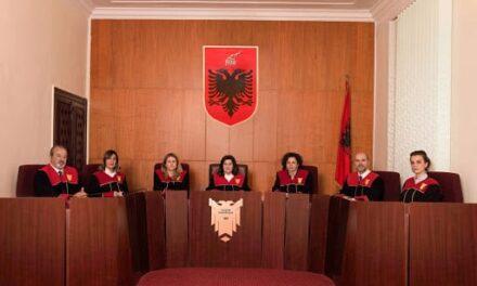 """""""Gjykata Kushtetuese po tenton tërheqjen e padisë për zgjedhjet njëpartiake të 2019-tës"""""""