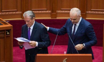 """Rama """"anashkalon"""" Berishën: Jam 100% i fokusuar te punët!"""