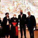 Rama në Itali, takon kardinalin shqiptar dhe viziton muzeun e famshëm në Firence