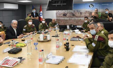 Izraeli nën komandën e gjeneralëve