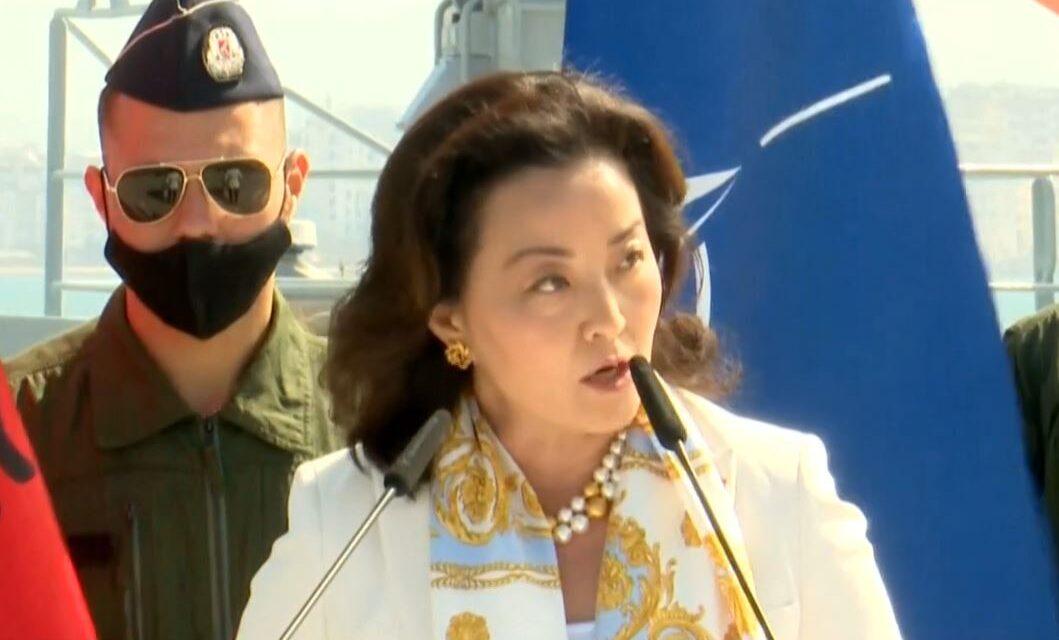 """Stërvitja ushtarake """"Defender 2021"""", Yuri Kim: Nuk u zgjodh rastësisht Shqipëria"""