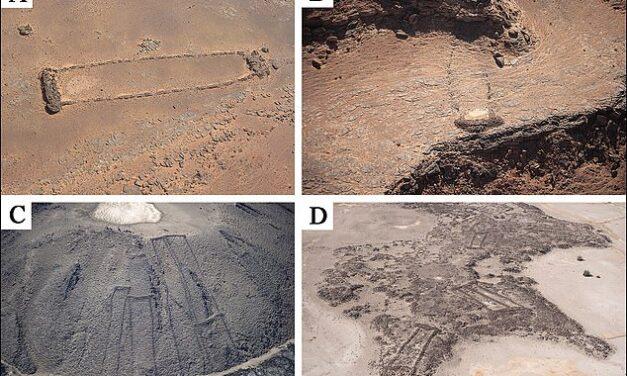Strukturat misterioze në Arabinë Saudite, më të vjetra se piramidat e Egjiptit