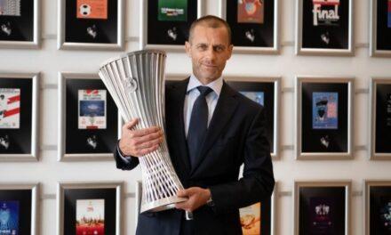 UEFA prezanton kompeticionin e ri europian: Finalja do të luhet në Tiranë