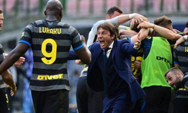Sassuolo ndal Atalantën, Interi shpallet kampion i Italisë